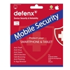 Defenx Mobile Security Retail Pack - 1 User 1 Year - QQQ