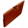 "TECHAIR 13.3"" LEATHER ULTRABOOK SLEEVE BROWN"