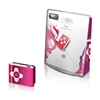 SWEEX CLIPZ MP3 PLAYER PINK 4GB