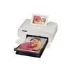 CANON SELPHY CP1300 COMPACT PHOTO PRINTER WHITE