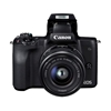CANON EOS M50 EF-M15-45mm BLACK