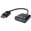 GROUPGEAR ADAPTER DISPLAYPORT MALE TO VGA FEMALE