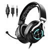EKSA E3000 BLACK CORDED GAMING HEADSET WITH RGB LIGHT