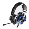 EKSA E3000 BLUE CORDED GAMING HEADSET WITH RGB LIGHT